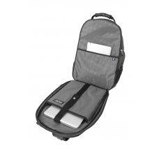 "Рюкзак WENGER,15"" серый/серебристый, полиэстер 900D/М2 добби, 34x16x48 см, 26 л 3253424408"