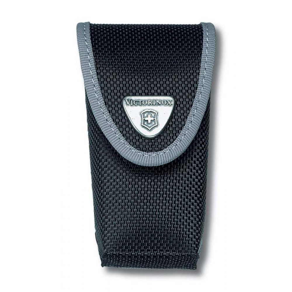 Чехол на ремень VICTORINOX для ножей 91 мм толщиной 2-4 уровня, нейлоновый, чёрный 4.0543.3