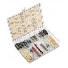 Набор сменных элементов для ножей Victorinox, в пластиковом коробе 4.0571