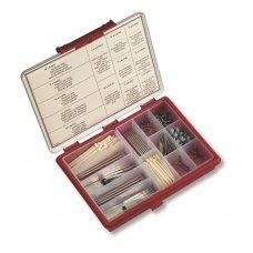 Набор сменных элементов для ножей Victorinox, в пластиковом коробе 4.0581