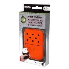 Каталитическая грелка ZIPPO, алюминий с покрытием Blaze Orange, оранжевая, на 12 ч, 66x13x99 мм