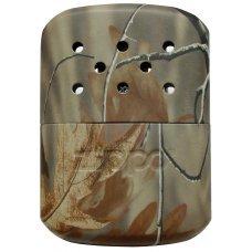 Каталитическая грелка ZIPPO, алюминий с покрытием REALTREE®, камуфляж, матовая, на 12 ч, 66x13x99 мм 40420