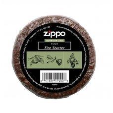 Шайба для розжига огня ZIPPO, из спрессованных кедровых опилок, 97x3x97 мм 44000