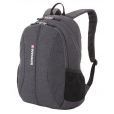 Рюкзак WENGER 13, cерый, ткань Grey Heather/ полиэстер 600D PU , 33х16х45 см, 23 л 5639424408