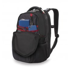 Рюкзак WENGER, 15, черный, полиэстер 900D, 36х21х47 см, 35 л 5899201412