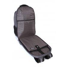 Рюкзак WENGER, 15, серый, ткань Grey Heather/полиэстер 900D PU, 47х34х20 см, 31 л 5903401416