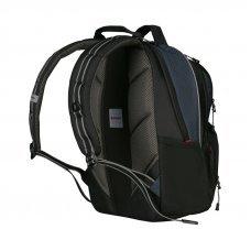 Рюкзак WENGER 16, синий, полиэстер/ПВХ, 35 x 23 x 46 см, 23 л 600629