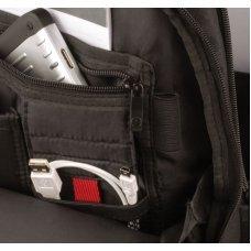 Рюкзак WENGER 15.6, черный, полиэстер, 32 x 21 x 43 см, 16 л 600630