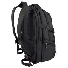 Рюкзак WENGER 16, черный, полиэстер, 35 x 27 x 46 см, 27 л 600636