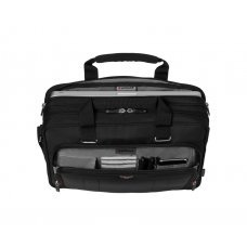 Портфель для ноутбука 16'' WENGER, черный, полиэстер / ПВХ, 41 x 15 x 34 см, 12 л