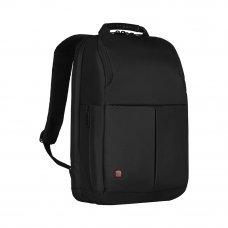 Рюкзак для ноутбука 14 WENGER, черный, нейлон/полиэстер, 28 x 17 x 42 см, 11 л 601068