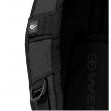 Рюкзак WENGER 16, черный, полиэстер, 37 x 26 x 45 см, 25 л 601468
