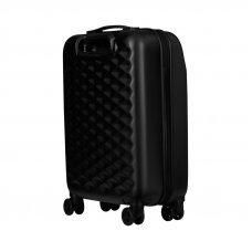 Чемодан WENGER Lumen, черный, поликарбонат, 40 x 20 x 55 см, 32 л 604336