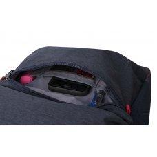 Рюкзак для ноутбука 16 WENGER, синий, полиэстер, 31 x 20 x 46 см, 22 л 605013