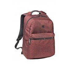 Рюкзак WENGER 14, бордовый, полиэстер, 31 x 24 x 42 см, 22 л 605027