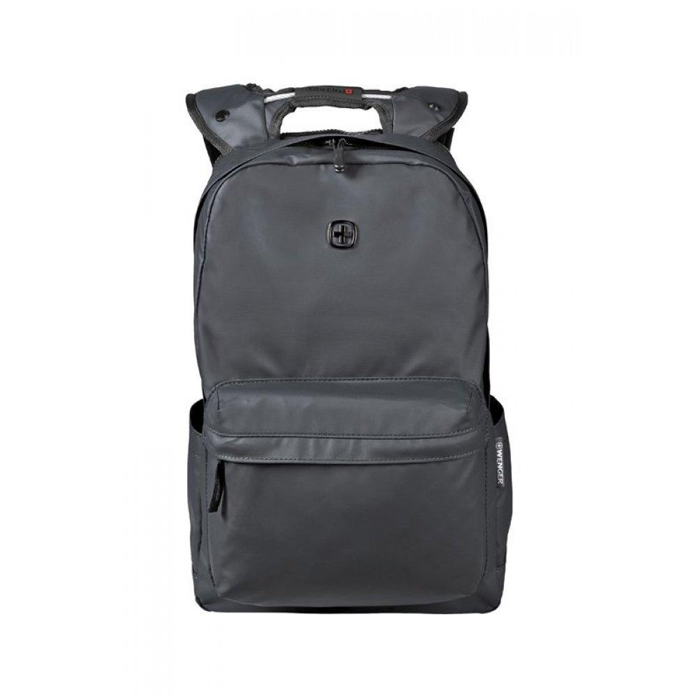 Рюкзак WENGER 14, черный, полиэстер, 28 x 22 x 41 см, 18 л 605032