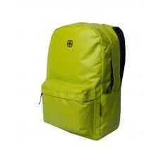 Рюкзак WENGER 14, салатовый, полиэстер, 28 x 22 x 41 см, 18 л 605202