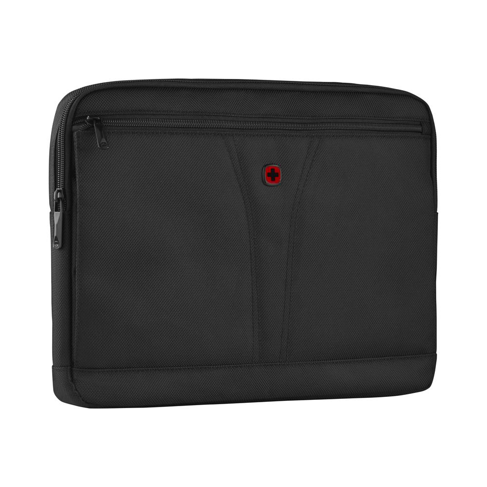 Чехол WENGER для ноутбука 14, черный, баллистический нейлон, 35 x 4 x 26 см, 4 л 606460
