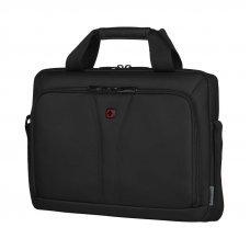 Чехол WENGER для ноутбука 14, черный, баллистический нейлон, 35 x 6 x 26 см, 5 л 606461