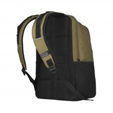 Рюкзак WENGER 16, зеленый, полиэстер, 34 x 24 x 45 см, 24 л 606483