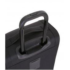 Чемодан WENGER Getaway, цвет черный, полиэстер 720x720D добби, 35x20x63 см, 44 л 6067202147