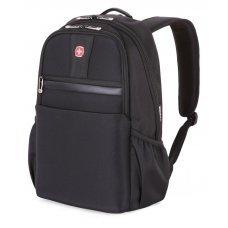 Рюкзак WENGER 15, черный, полиэстер 1680D, 32х15х43 см, 21 л 6369202406