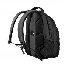 Рюкзак WENGER 16, черный, полиэстер, 35 x 25 x 46 см, 25 л 64081001