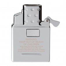 Газовый вставной блок для широкой зажигалки Zippo, двойное пламя, нержавеющая сталь 65827