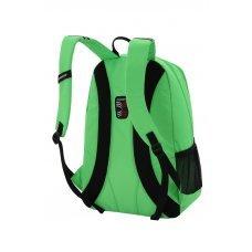 Рюкзак WENGER, салатовый/чёрный, полиэстер 600D, 33x16.5x46 см, 26л 6639662408