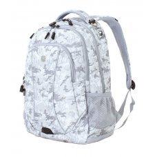 """Рюкзак WENGER, 15"""", серый камуфляж, полиэстер, 900D, 33 х 17 х 46 см, 32 л 6659400408"""