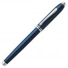 Перьевая ручка Cross Townsend. Цвет - синий. 696-1FD