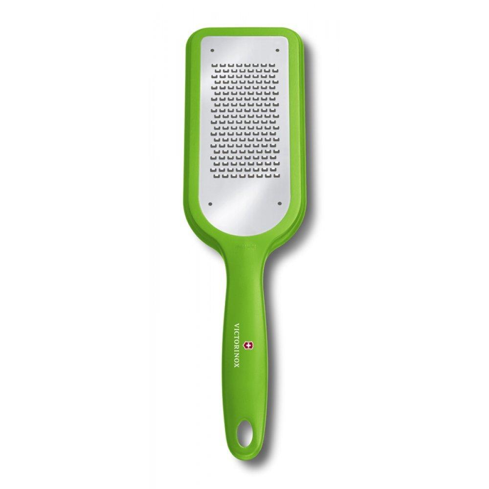 Тёрка мелкая VICTORINOX, 26 см, АБС-пластик / сталь, зелёная, в картонной коробке 7.6082.4