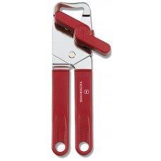 Консервный нож VICTORINOX универсальный, сталь/пластик, красный 7.6857