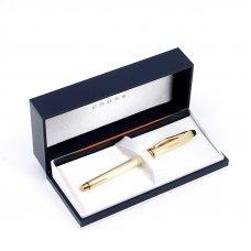 Ручка-роллер Selectip Cross Townsend. Цвет - золотистый. 705