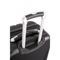 Чемодан SWISSGEAR TALLAC, черный, АБС-пластик, 35 x 25 x 55 см, 37 л 7585202152