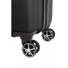 Чемодан SWISSGEAR TALLAC, черный, АБС-пластик, 46 x 28 x 68 см, 65 л 7585202167