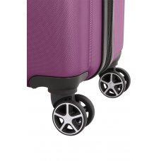 Чемодан SWISSGEAR TALLAC, фиолетовый, АБС-пластик, 52 x 31.5 x 78 см, 97 л 7585909177