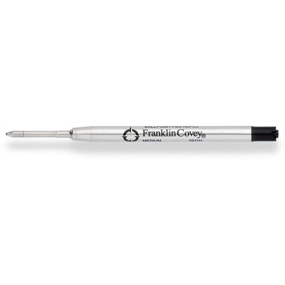 Стержень шариковый FranklinCovey для ручки Nantucket, черный; блистер 8004-222