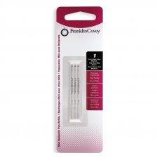 Стержни шариковые FranklinCovey мини для многофункциональных ручек, 3 цвета 8004-236