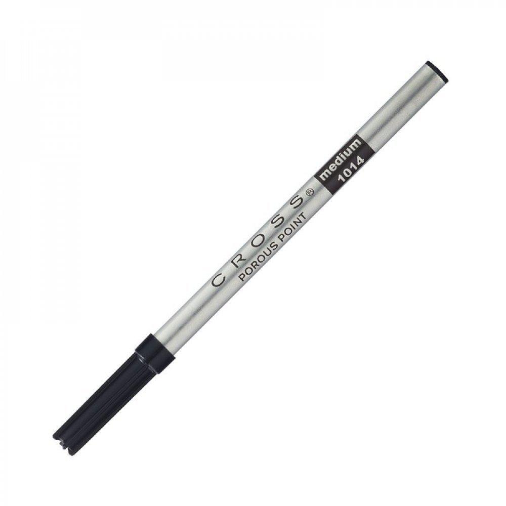 Стержень капиллярный Cross для роллеров Selectip, средний - 0.7мм, черный; блистер 8443