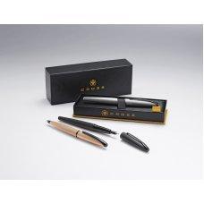Перьевая ручка Cross ATX Brushed Black PVD 886-41MJ