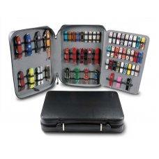 Портфель VICTORINOX для презентации и хранения ножей, кожаный, чёрный, БЕЗ НАПОЛНЕНИЯ 9.6954.0