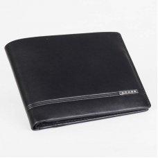 Кошелёк Cross Classic Century, кожа наппа, гладкая, чёрный, 12.5 х 2 х 9.5 см AC018065-1