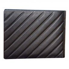 Кошелёк Cross Grabado, кожа наппа, фактурная, чёрный, 11 х 1 х 9 см AC178366-1