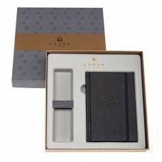 Набор Cross: Блокнот в подарочной коробке с местом под ручку AC288-1