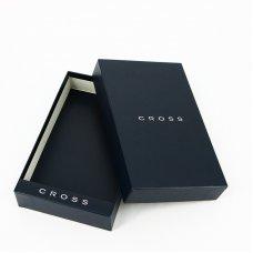 Клатч мини Cross Bebe Coco, кожа наппа фактурная, цвет чёрный/розовый,  21 х 15 х 1 см AC578375-1