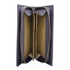 Клатч-кошелёк Cross Melody,  кожа наппа тиснёная, цвет сиреневый, 18 х 10 х 3 см AC638374-6