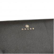 Кошелёк Cross Monaco Black, кожа наппа, гладкая, цвет чёрный, 19.5 x 10.2 x 2 см AC898287_1-1