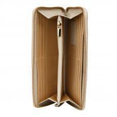 Кошелёк Cross Monaco Ivory, кожа наппа, гладкая, цвет слоновая кость, 19.5 x 10.2 x 2 см AC898287_1-16
