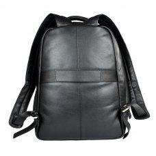Рюкзак мужской Cross Renovar Black, кожа наппа, комбинированная фактурная и гладкая, чёрный AC942262_2-1